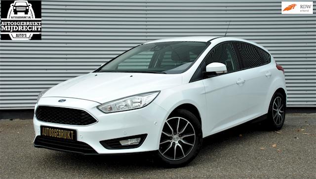 Ford Focus 1.0 Trend Edition / airco / navi / trekhaak / pdc/ dealer onderhouden!!!