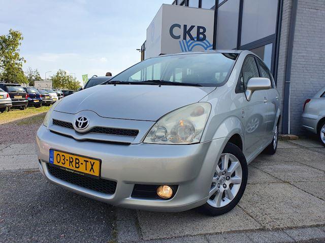 Toyota Corolla Verso 1.8 VVT-i Sol 5-PERSOONS *CLIMA/NAP*