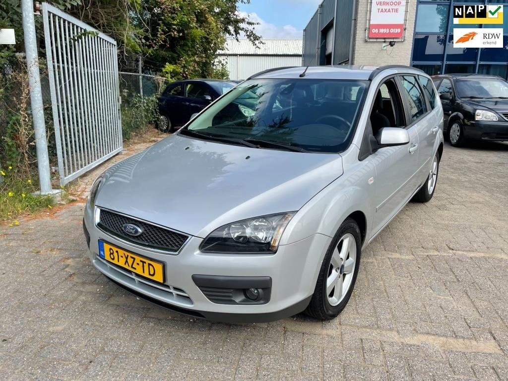 Ford Focus Wagon occasion - Hans van den Heuvel Auto´s