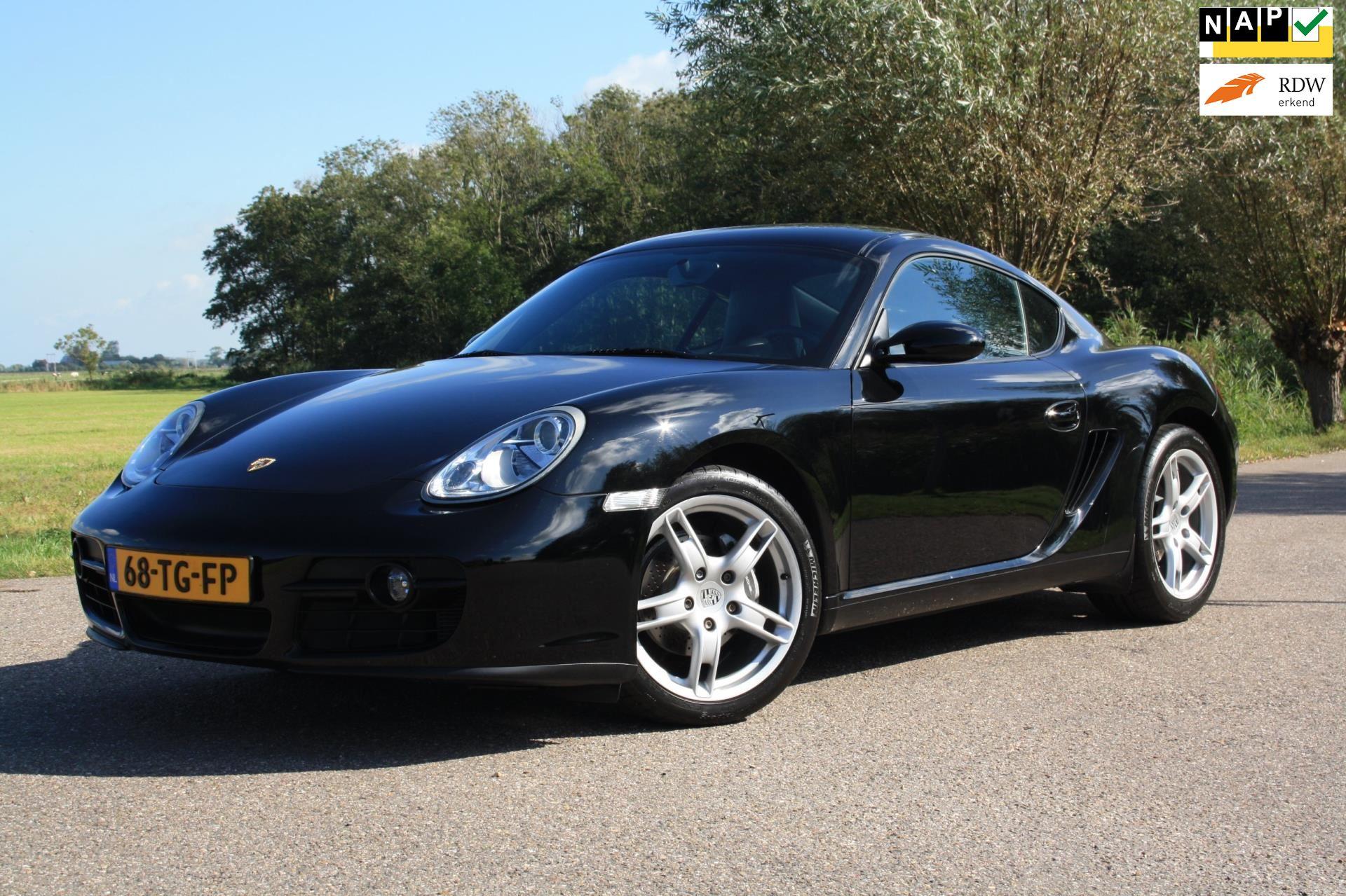 Porsche Cayman occasion - Favoriet Occasions
