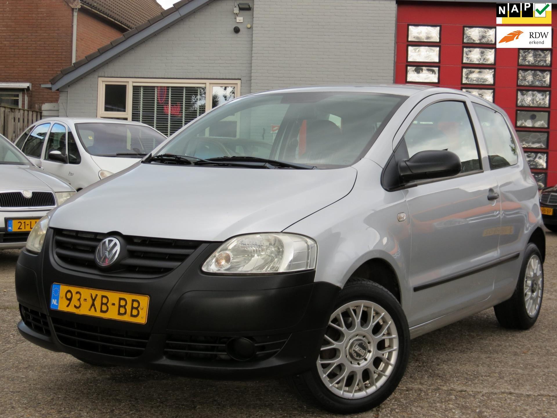 Volkswagen Fox occasion - Beekhuis Auto's