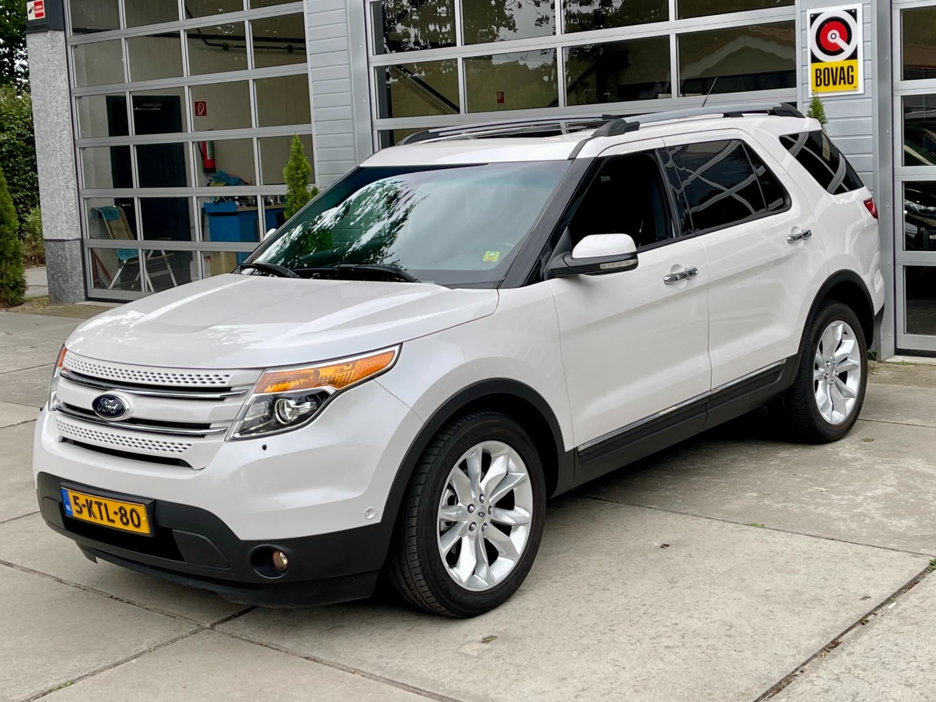Ford EXPLORER occasion - All Car Sales