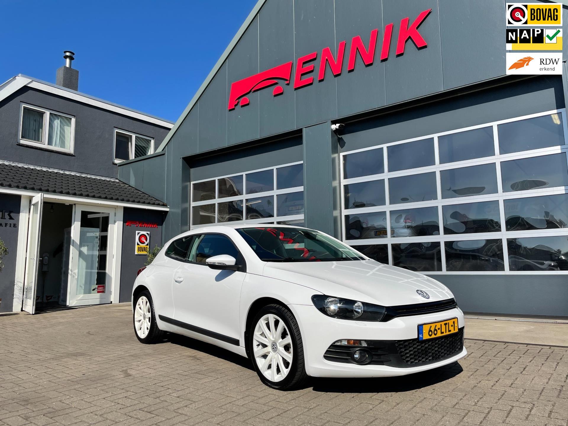 Volkswagen Scirocco occasion - Ennik Autobedrijf