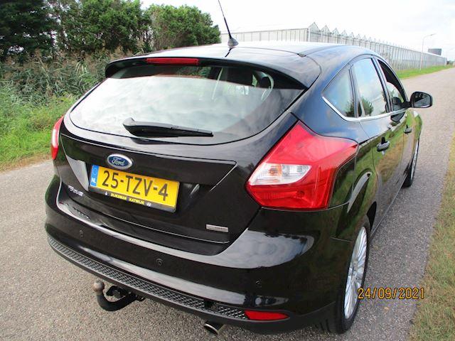 Ford Focus 1.6 EcoBoost Titanium 5 Drs 150 pk
