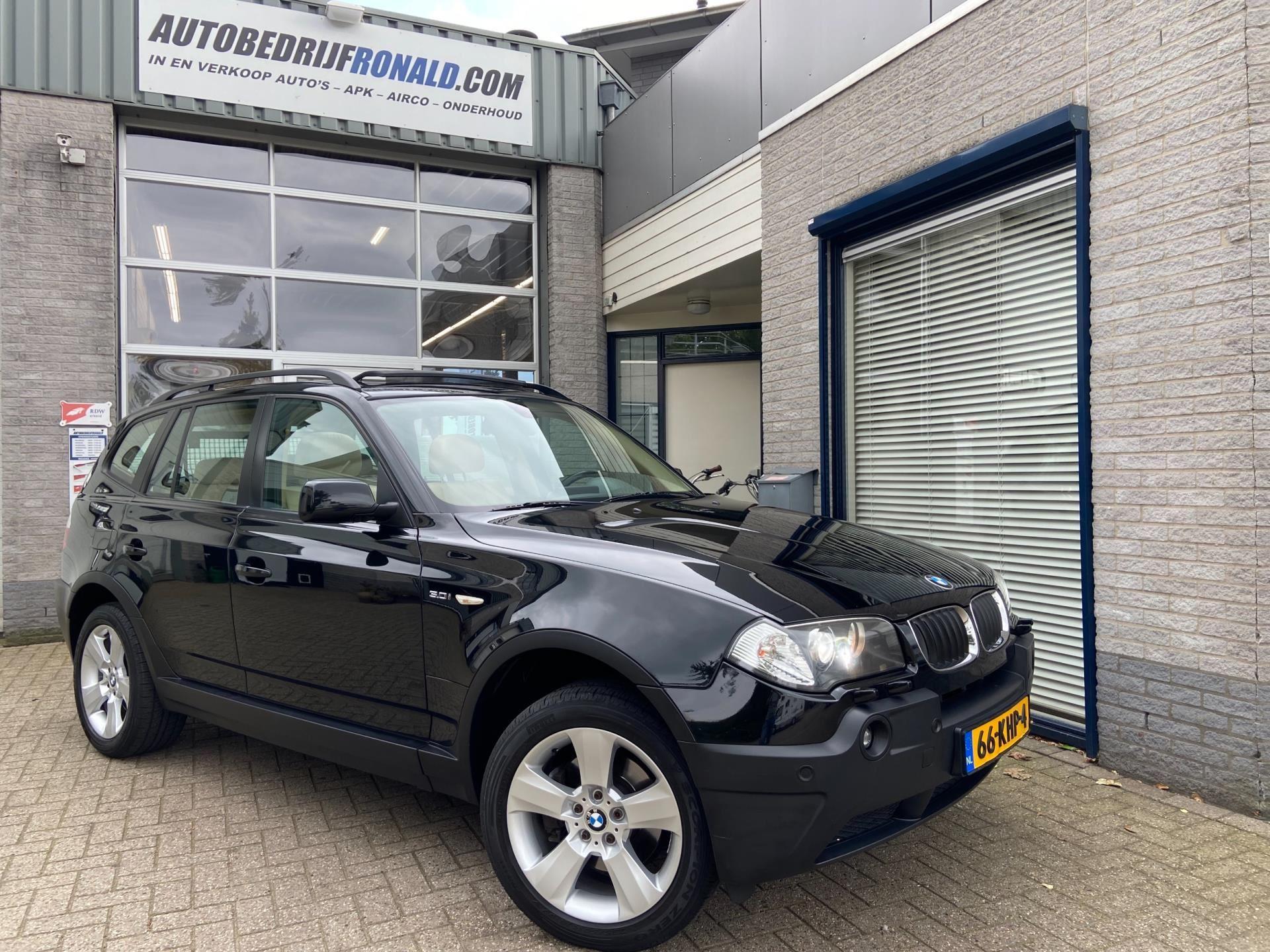 BMW X3 occasion - Autobedrijf Ronald