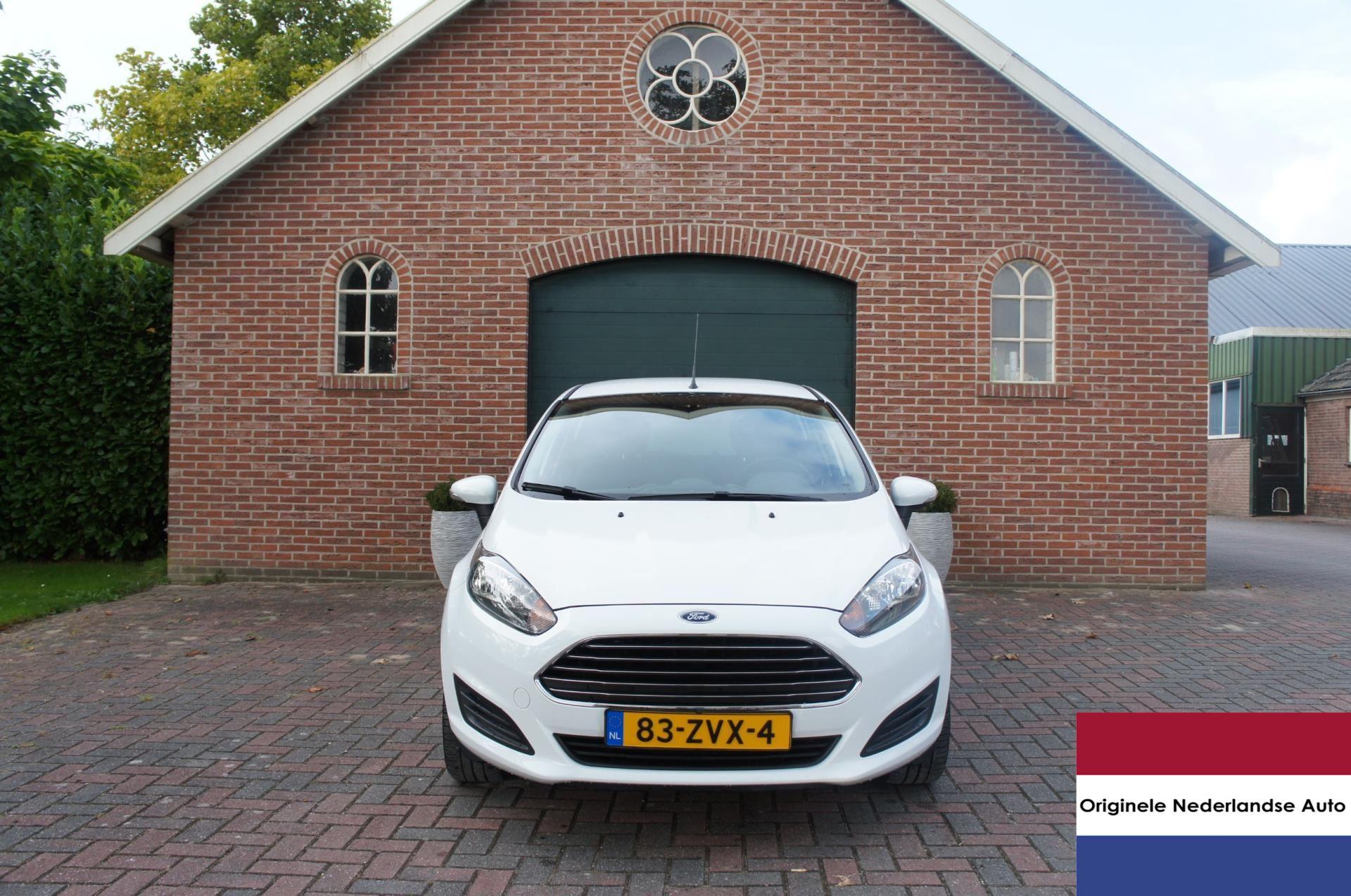 Ford Fiesta occasion - Autobedrijf de Waver