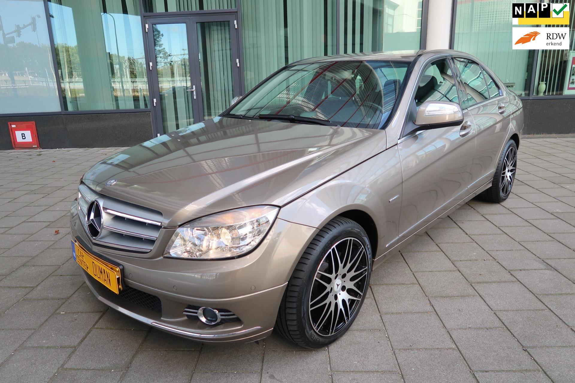 Mercedes-Benz C-klasse occasion - Car Center S. Duman