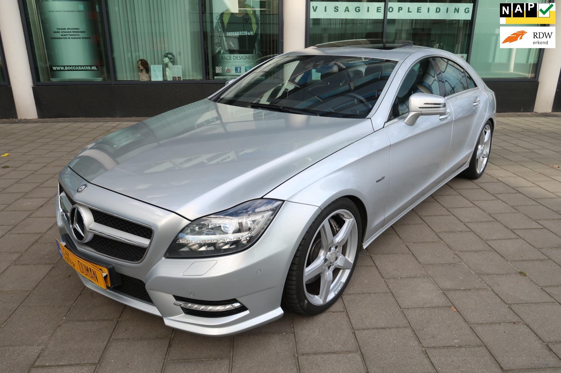 Mercedes-Benz CLS-klasse occasion - Car Center S. Duman
