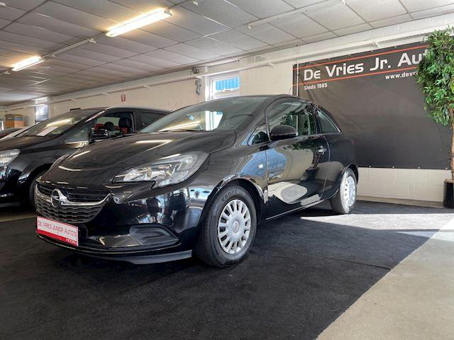 Opel Corsa 1.2. Ecoflex. Airco, zeer zuinig en boekjes aanwezig.