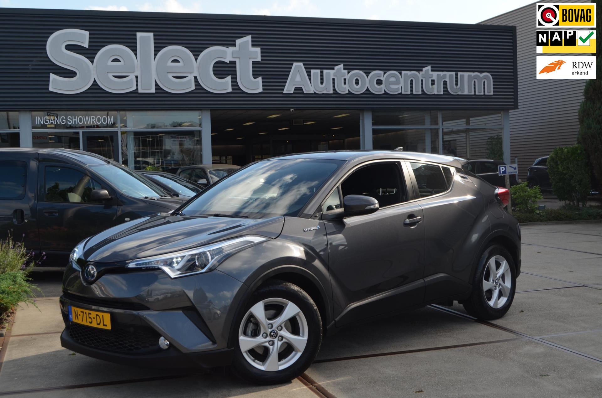 Toyota C-HR occasion - Select Autocentrum