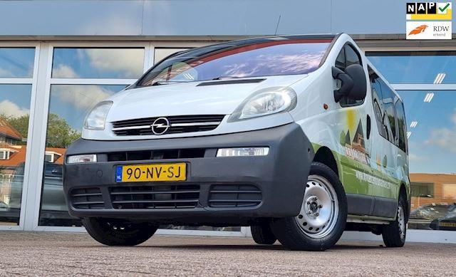 Opel Vivaro Combi 1.9 DTI L1H1 9-persoons Airco Trekhaak