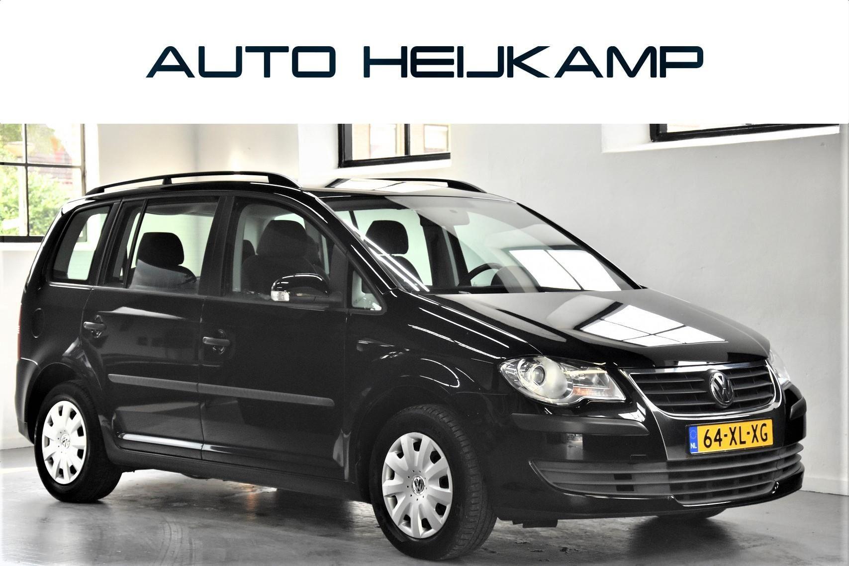 Volkswagen Touran occasion - Auto Heijkamp