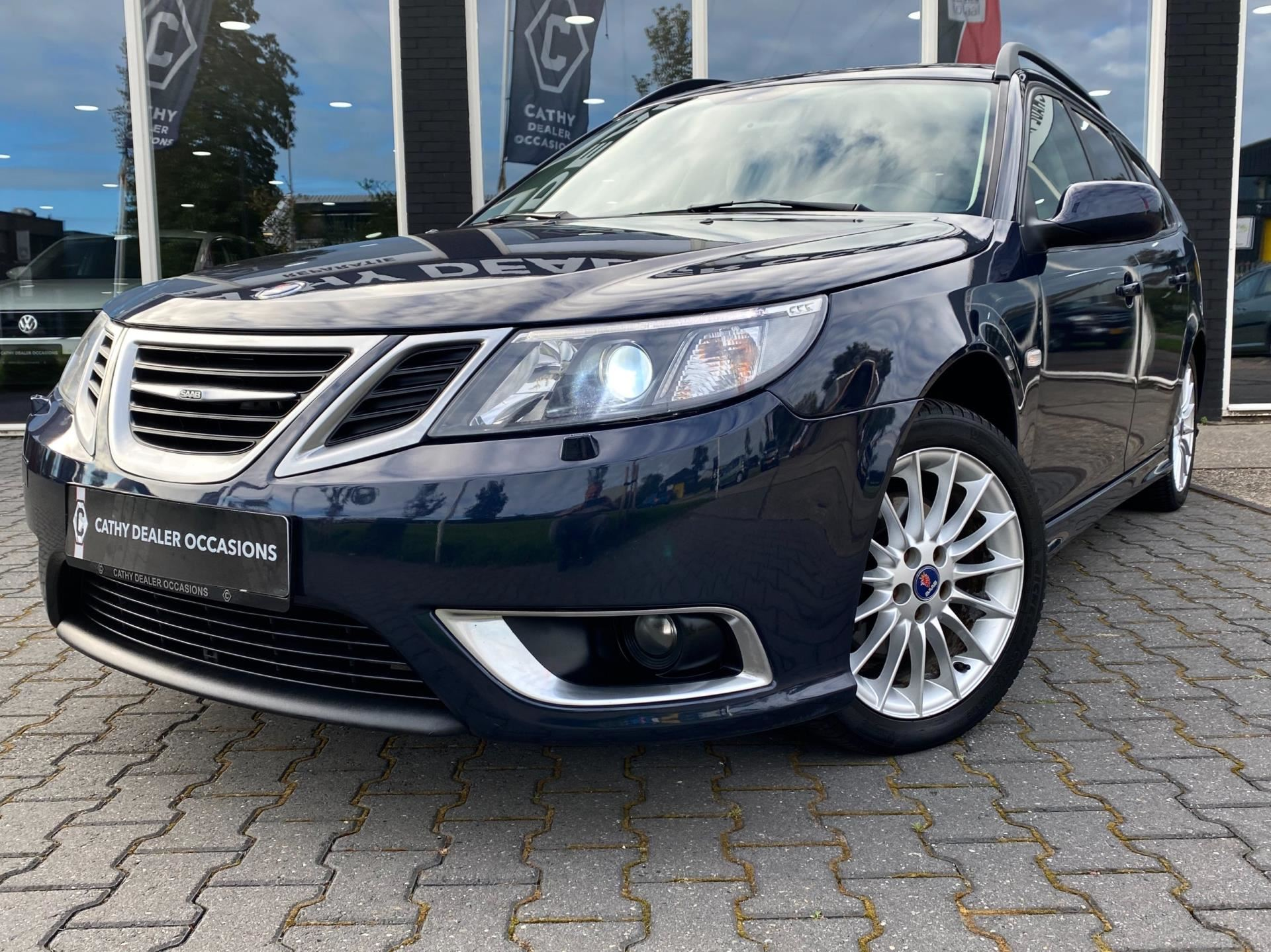 Saab SAAB 9-3 occasion - Cathy Dealer Occasions