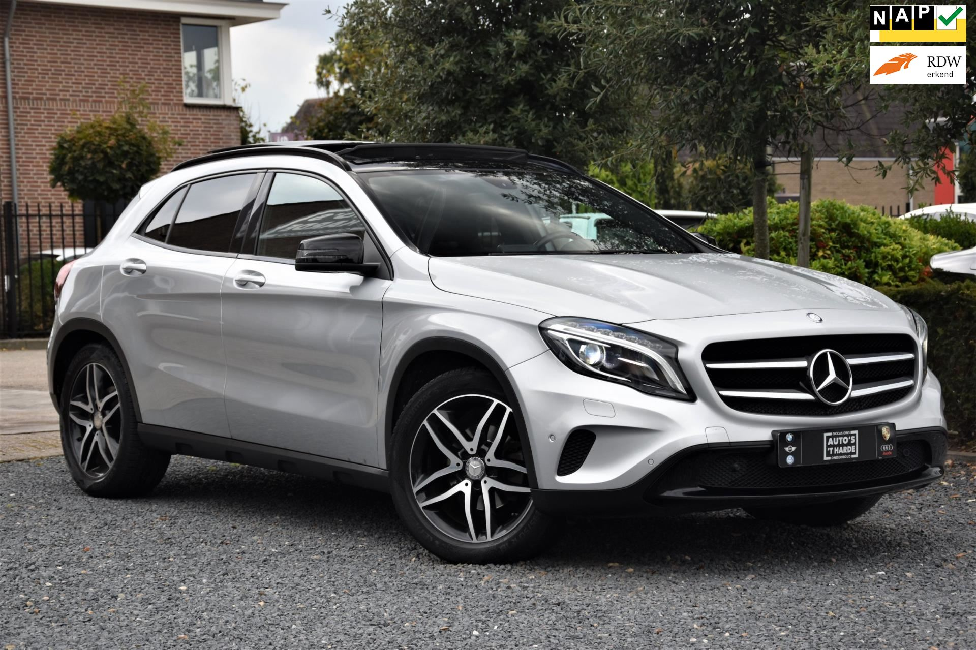 Mercedes-Benz GLA-klasse occasion - Auto`s `t Harde
