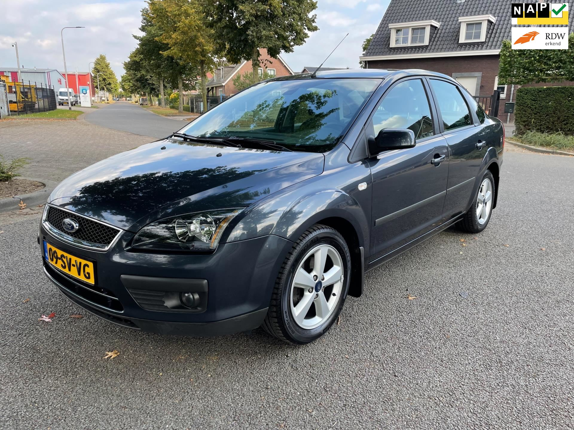 Ford Focus occasion - ABV Holland
