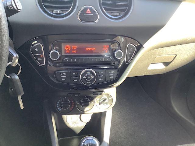 Opel ADAM 1.2 airco sport