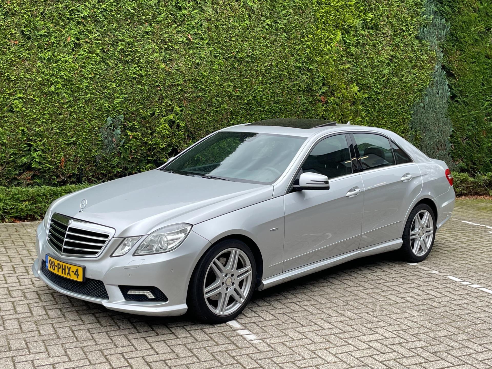 Mercedes-Benz E-klasse occasion - Dealer Outlet Cuijk b.v.