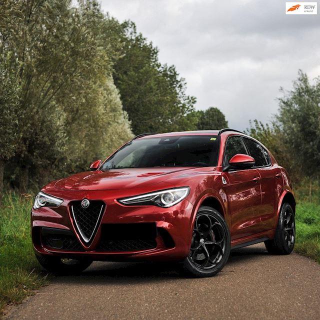 Alfa Romeo Stelvio occasion - EHD Automotive