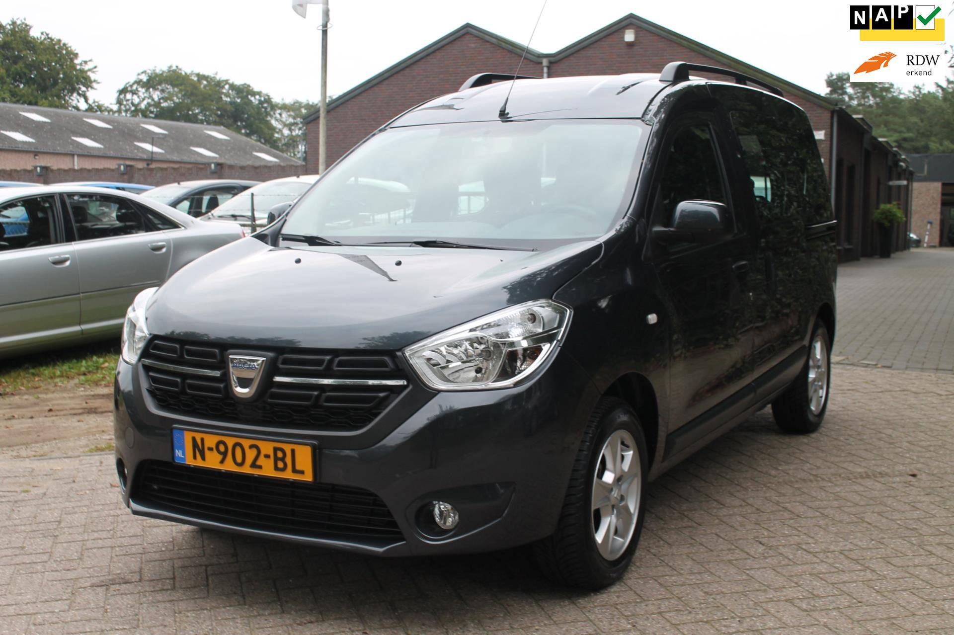 Dacia Dokker occasion - Van Kreij Autobedrijf