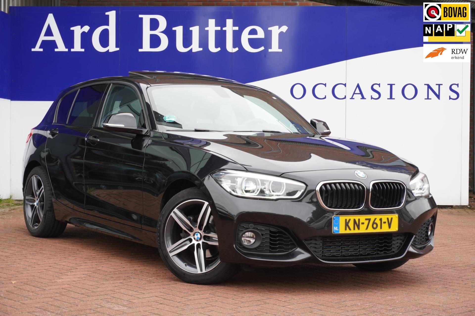 BMW 1-serie occasion - Autobedrijf Ard Butter B.V.