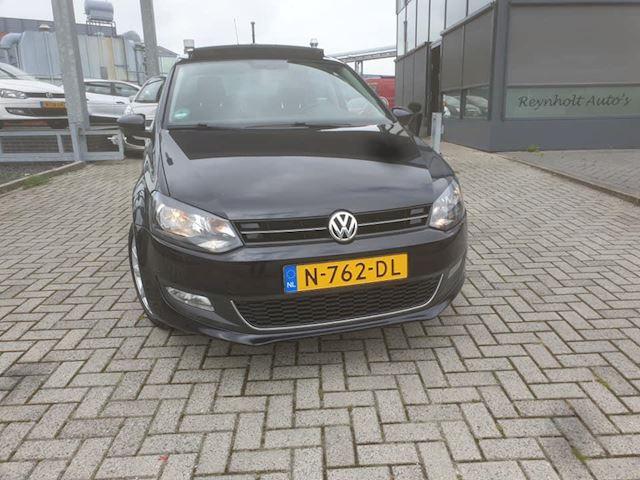 Volkswagen Polo 1.2-12V BlueMotion Comfortline panoramadak