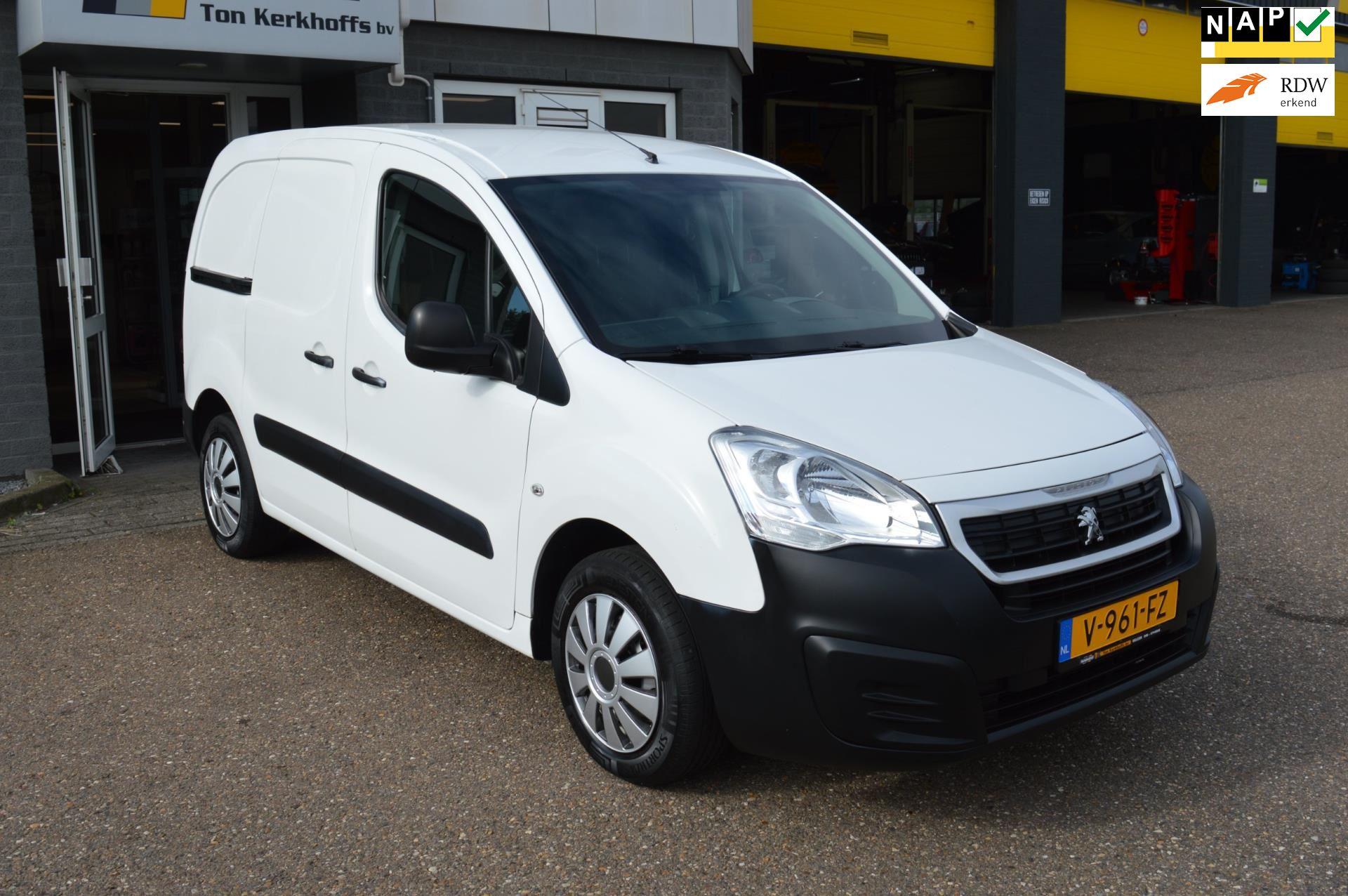 Peugeot Partner occasion - Autobedrijf Ton Kerkhoffs Bv