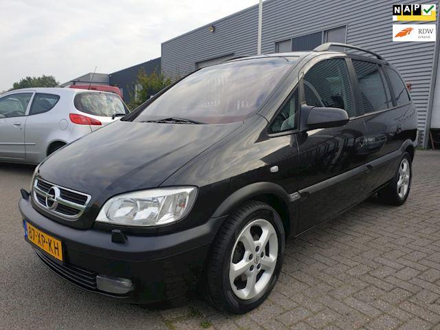 Opel Zafira 2.2-16V Comfort 5 deurs 7 persoons
