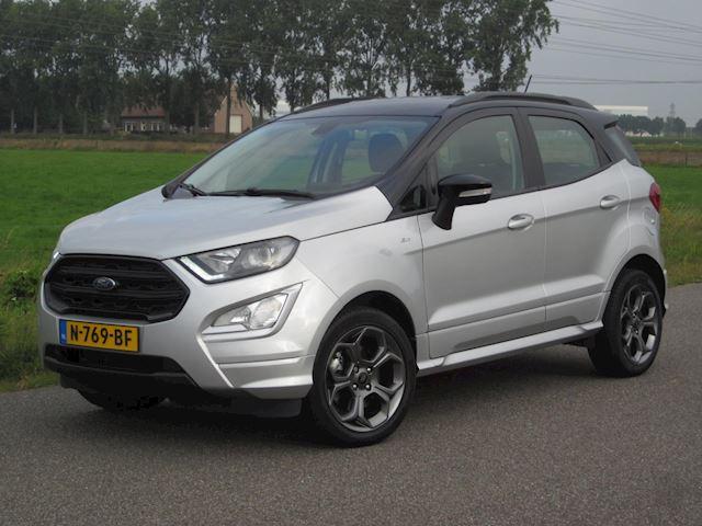 Ford EcoSport 1.0 EcoBoost ST-Line Black ECC/NAVIG/PDC/LEER