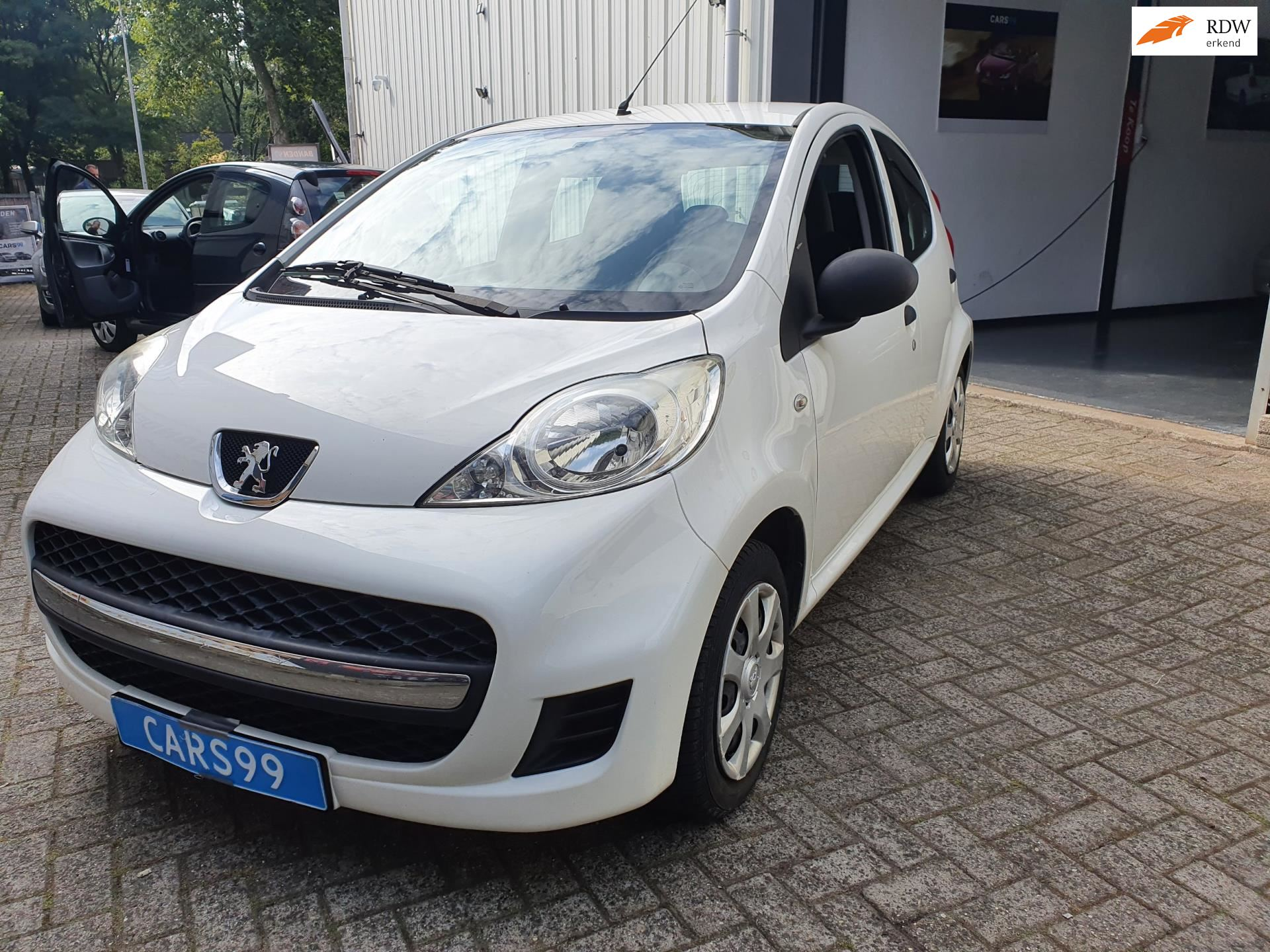 Peugeot 107 occasion - Cars99
