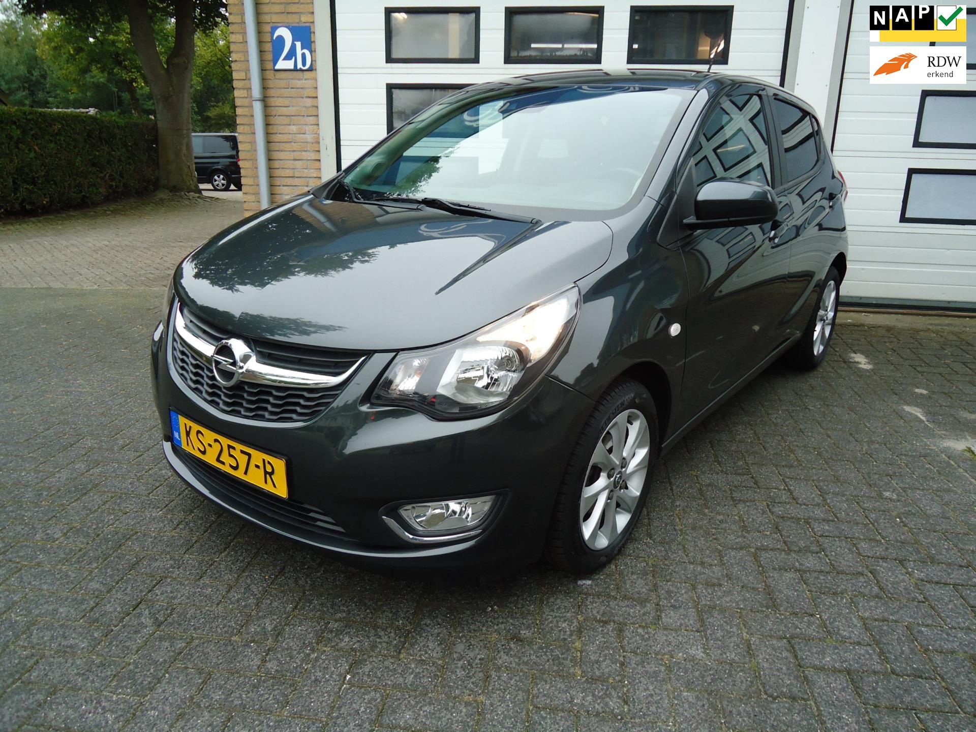 Opel KARL occasion - Van Dijk Autoservice