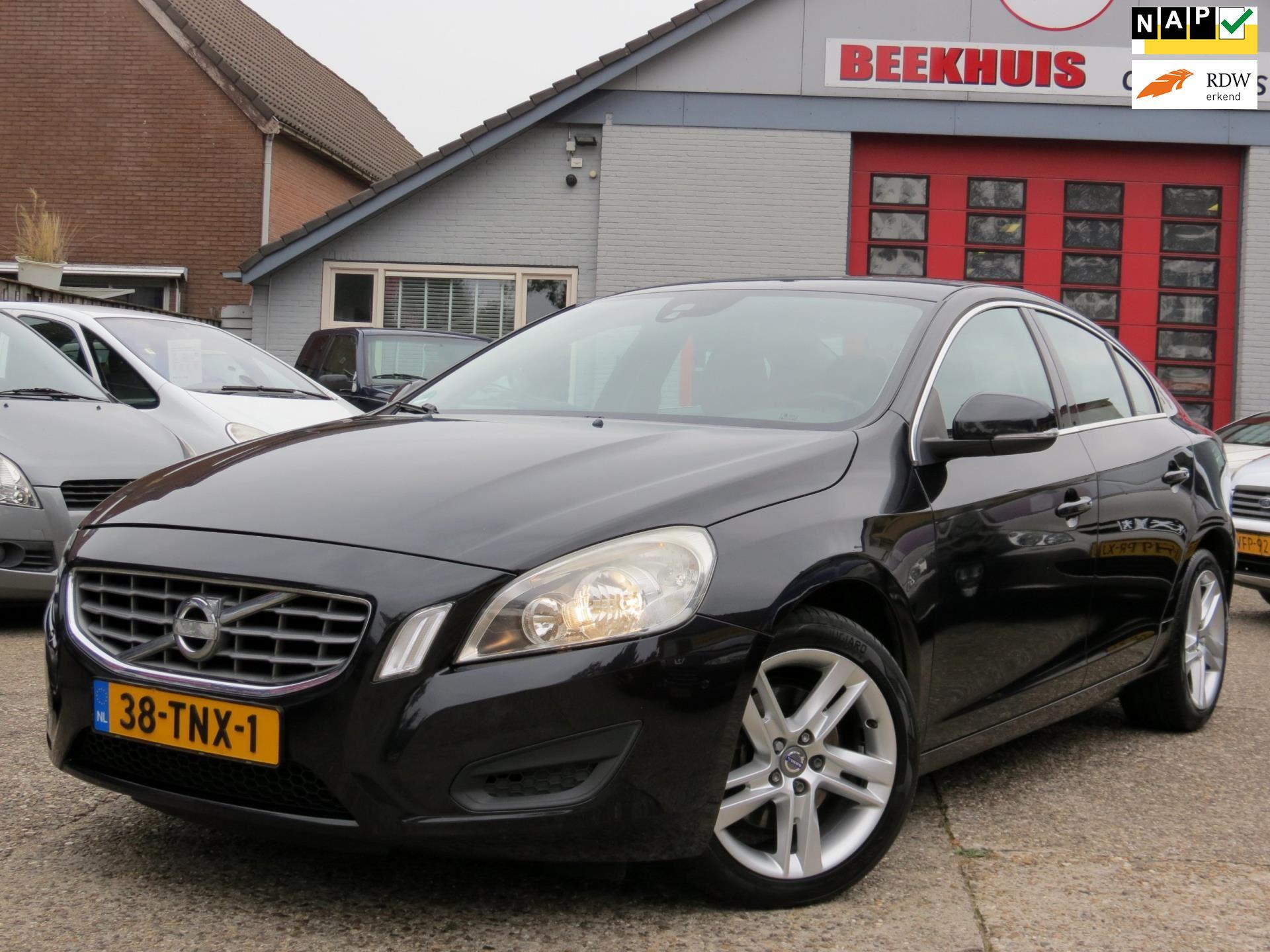 Volvo S60 occasion - Beekhuis Auto's