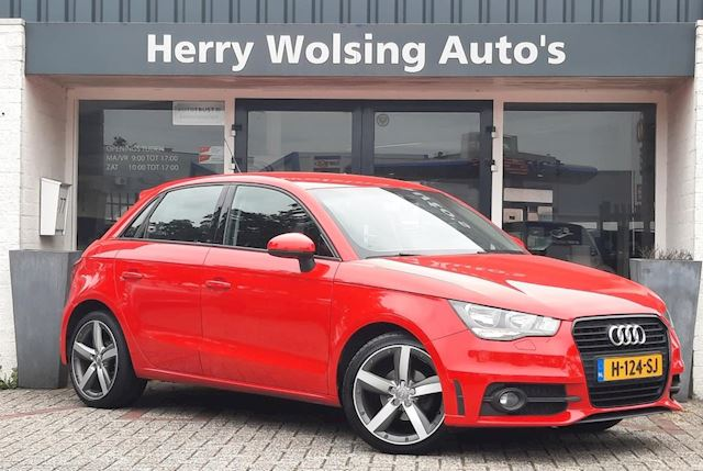 Audi A1 Sportback occasion - Herry Wolsing Auto's