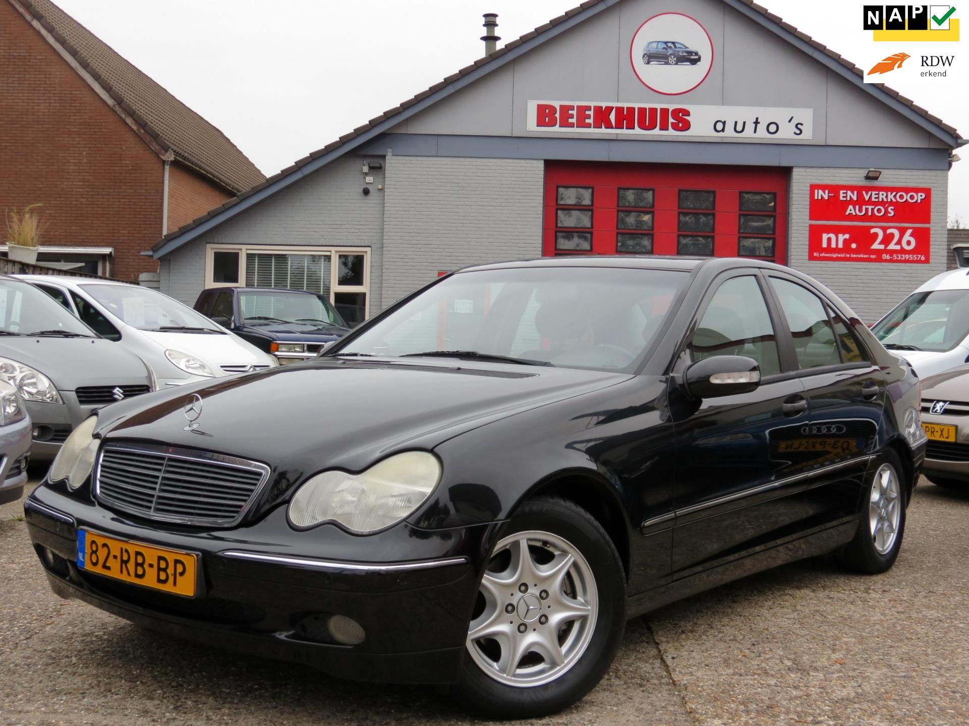 Mercedes-Benz C-klasse occasion - Beekhuis Auto's