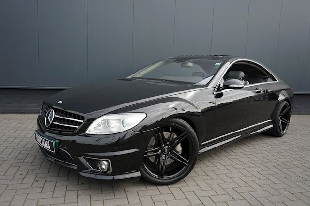 Mercedes-Benz CL-klasse 500 63 AMG uitgevoerd / Nightvision / keyless / distronic / navigatie