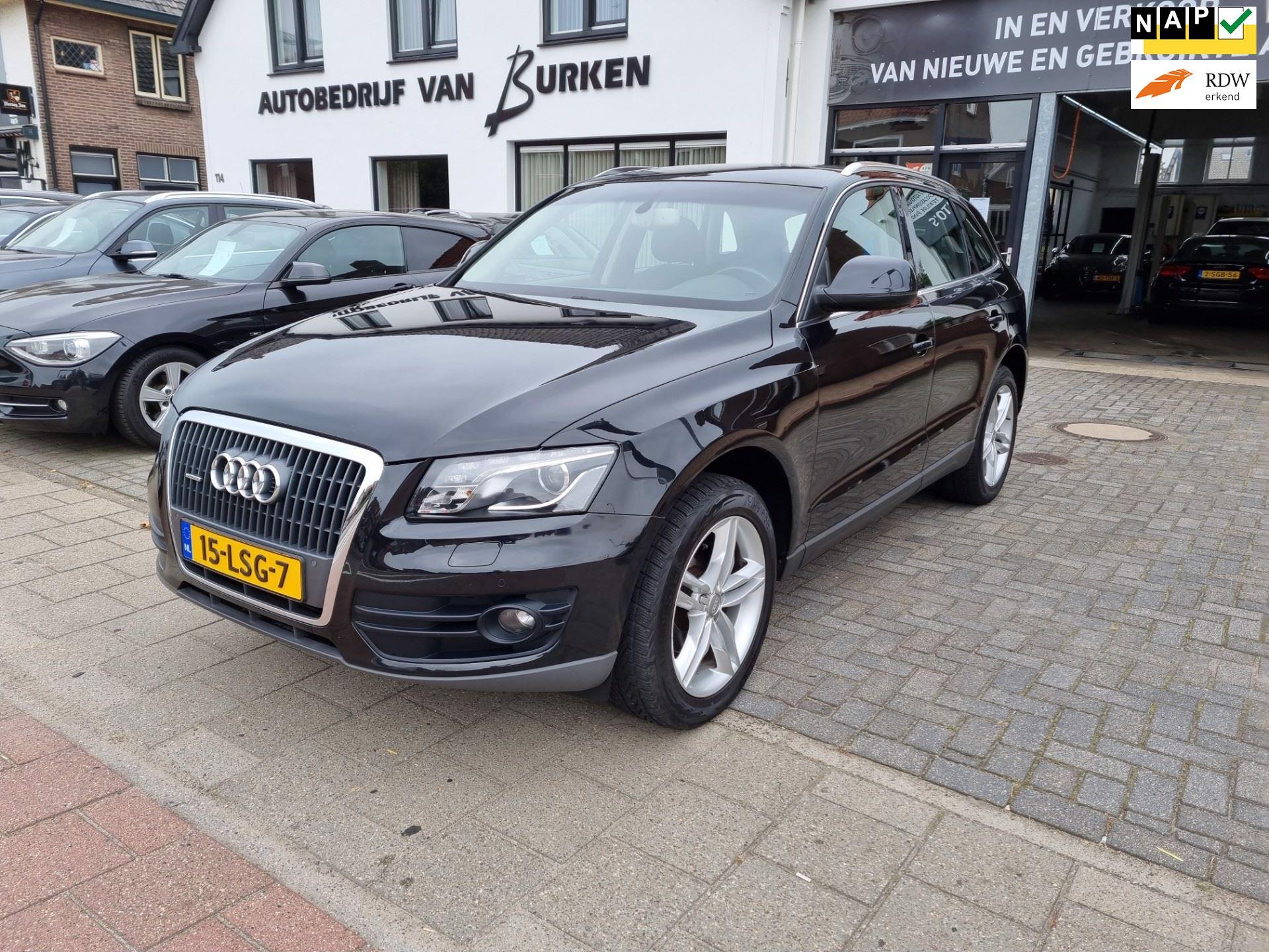 Audi Q5 occasion - Autobedrijf van Burken