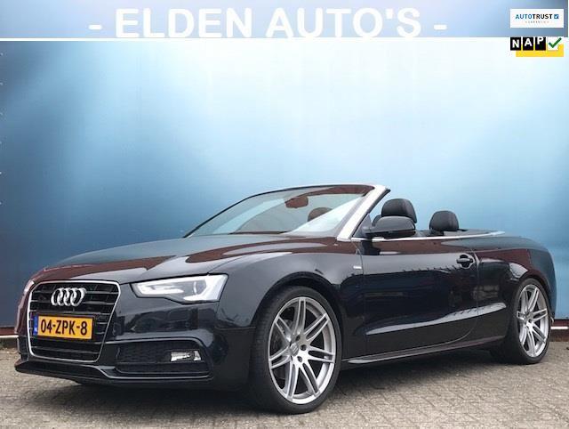 Audi A5 Cabriolet occasion - Eldenauto's
