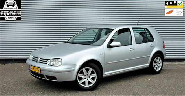 Volkswagen Golf 1.6 Ocean / 5-deurs / automaat / aico / dealer onderhouden / nette auto