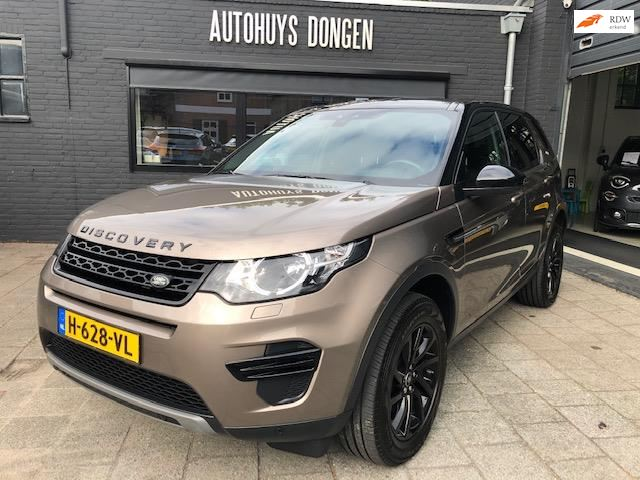 Land Rover Discovery Sport occasion - Autohuys Dongen