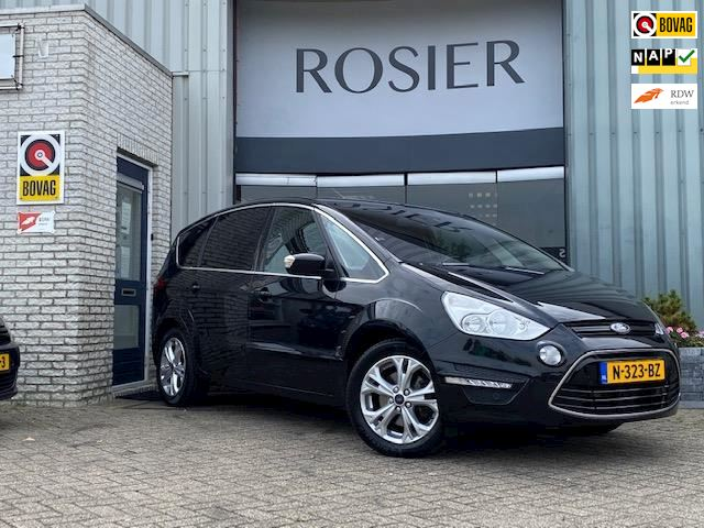 Ford S-Max 1.6 160PK EcoBoost Titanium 7Persoons Navi Cruise Controll