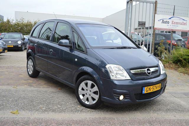 Opel Meriva 1.4-16V Cosmo bj08 ECC Cruise Elec pak