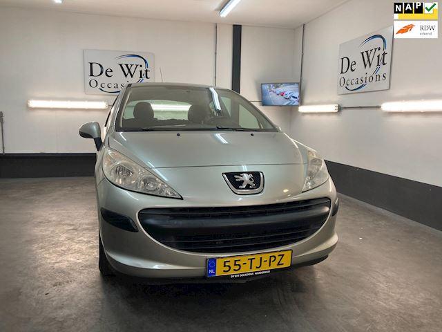 Peugeot 207 1.4 XR 3 DRS uitv. incl. AIRCO. incl. NWE APK/GARANTIE !!