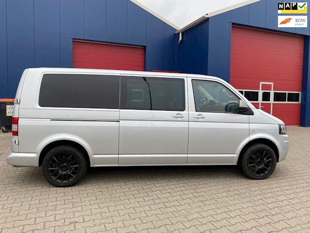 Volkswagen Transporter 2.0 TDI L2H1 DC Comfortline Limited Edition
