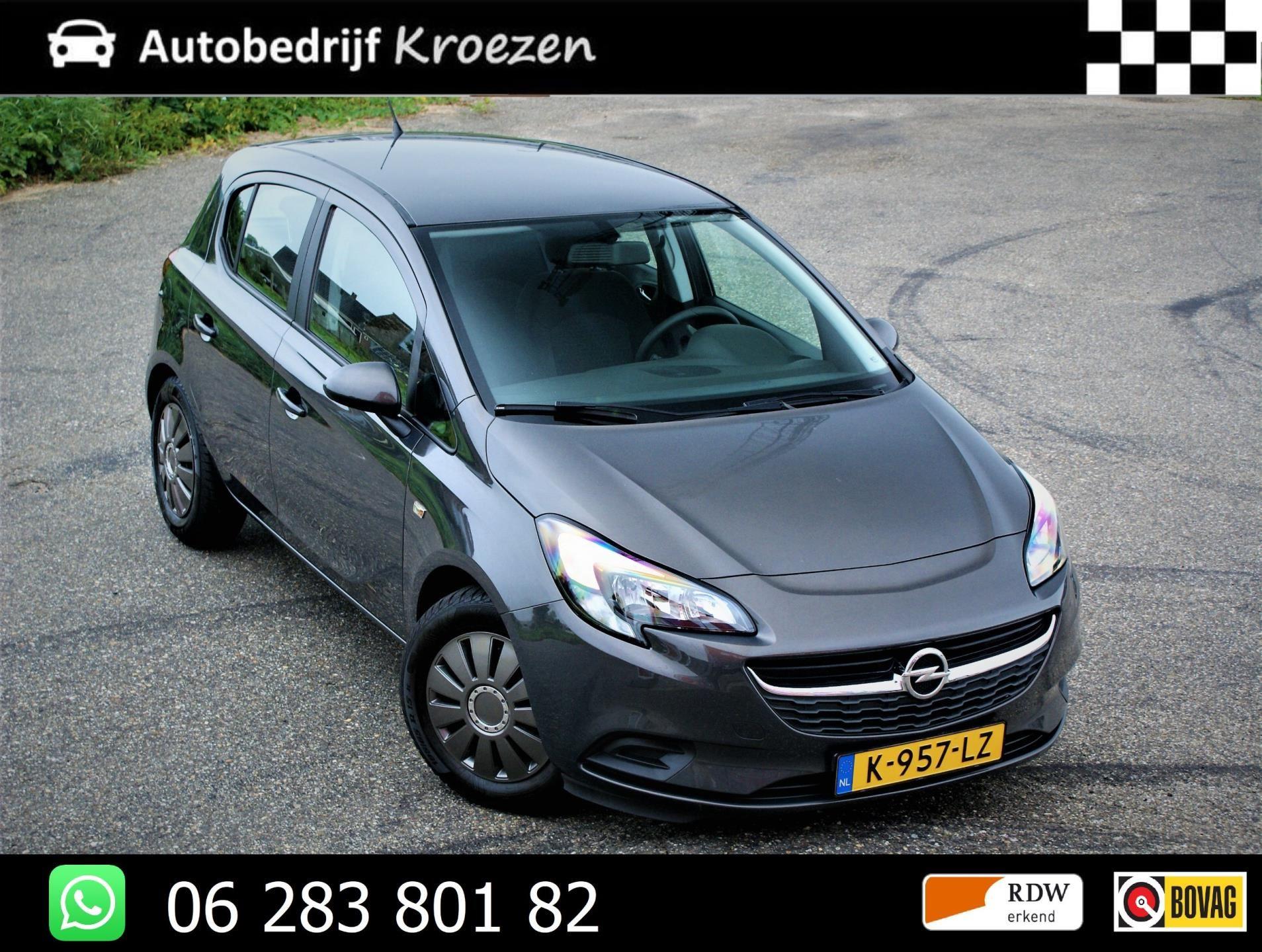 Opel Corsa occasion - Autobedrijf Kroezen