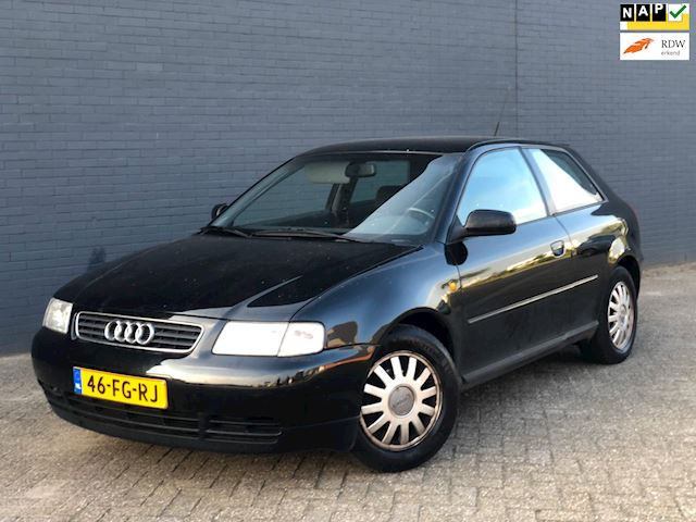 Audi A3 occasion - Autohandel Honing