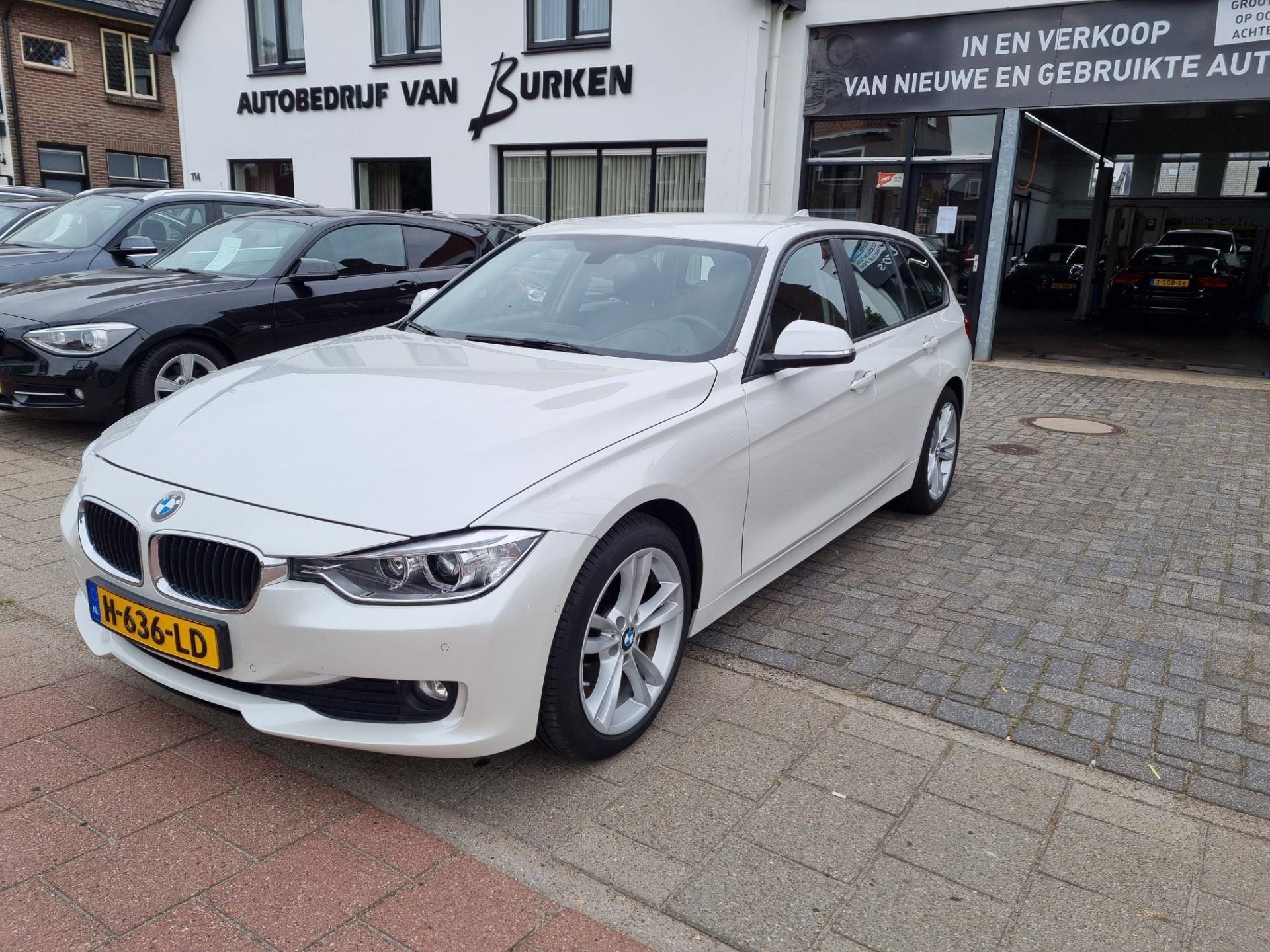 BMW 3-serie Touring occasion - Autobedrijf van Burken