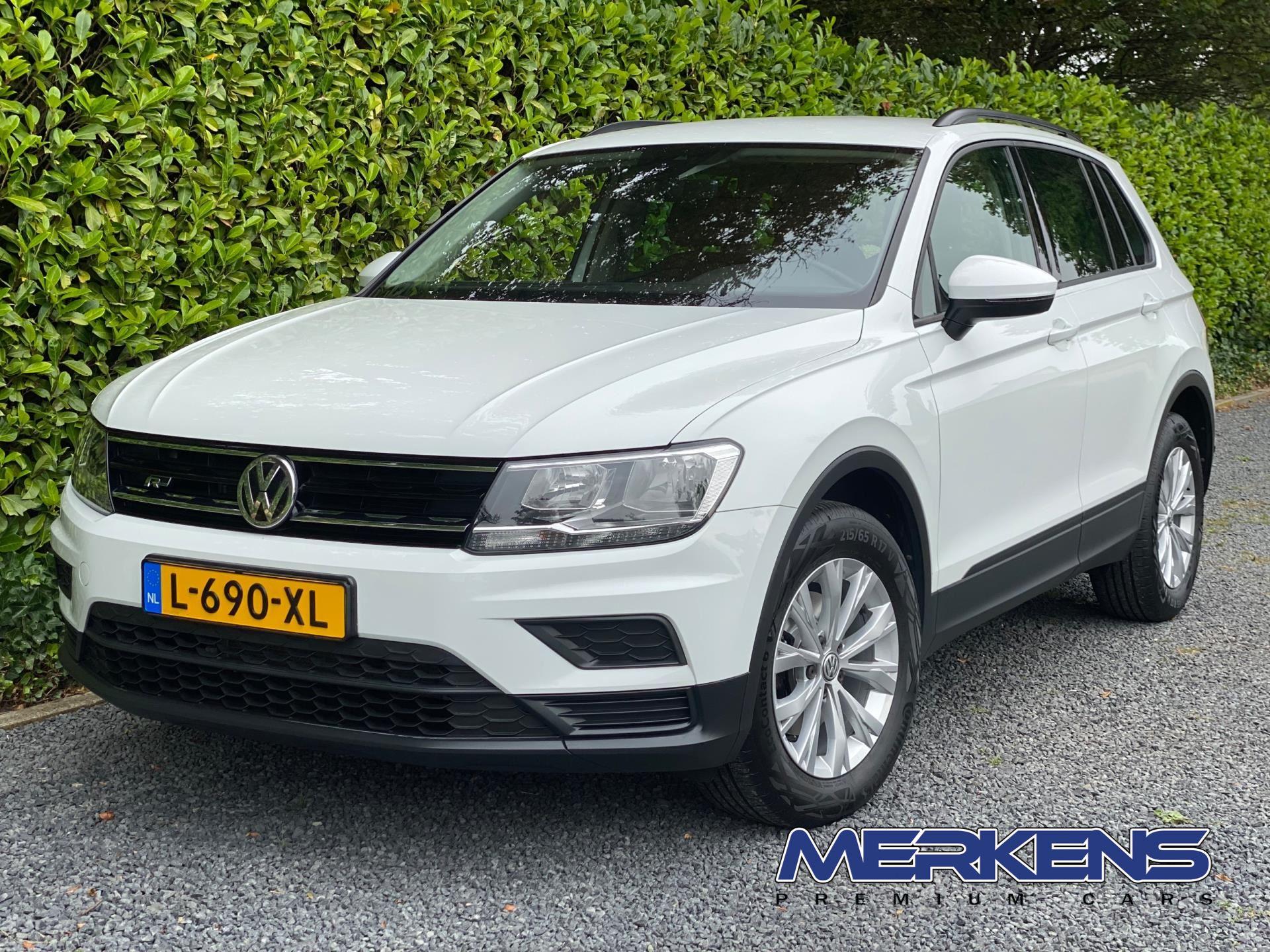 Volkswagen Tiguan occasion - Merkens Premium Cars