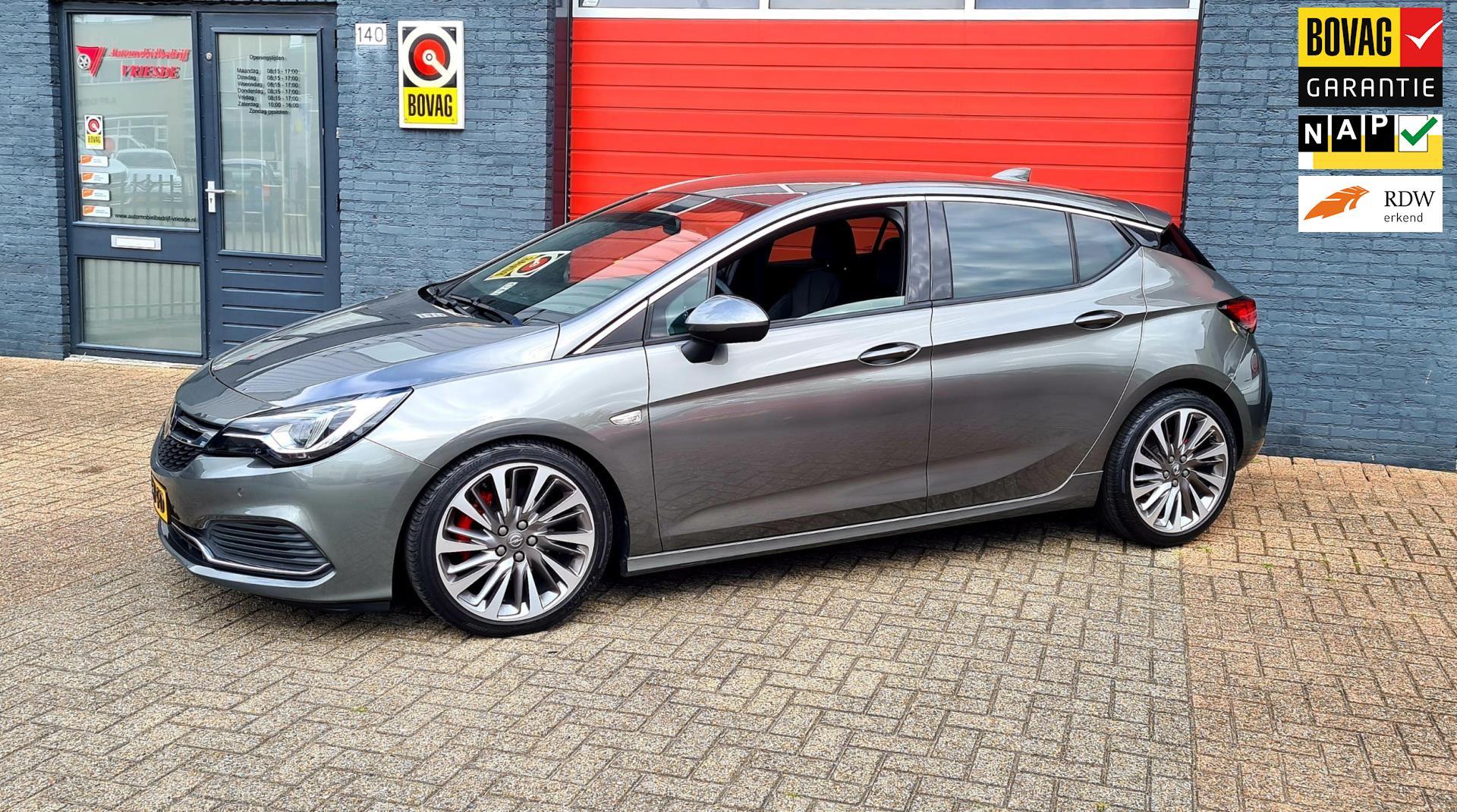 Opel ASTRA occasion - Automobielbedrijf Vriesde