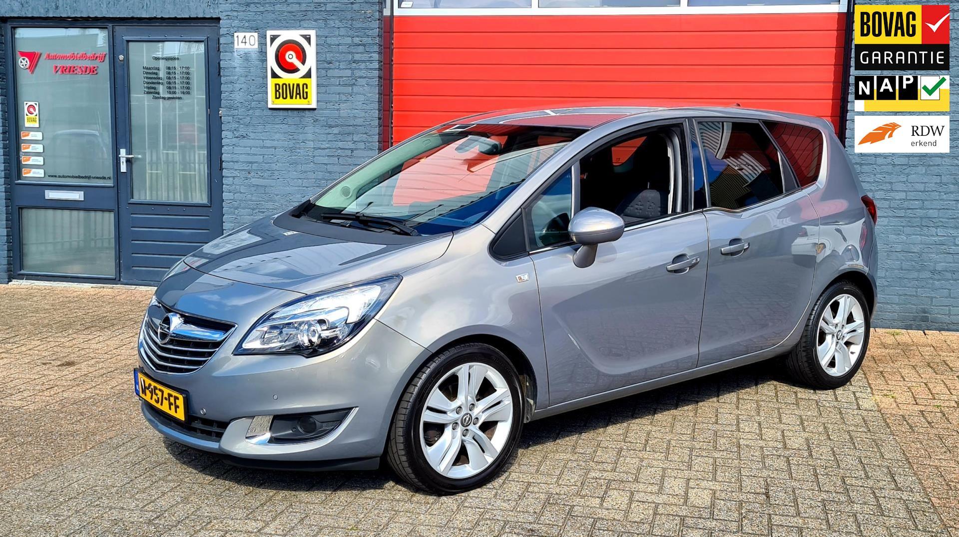 Opel Meriva occasion - Automobielbedrijf Vriesde