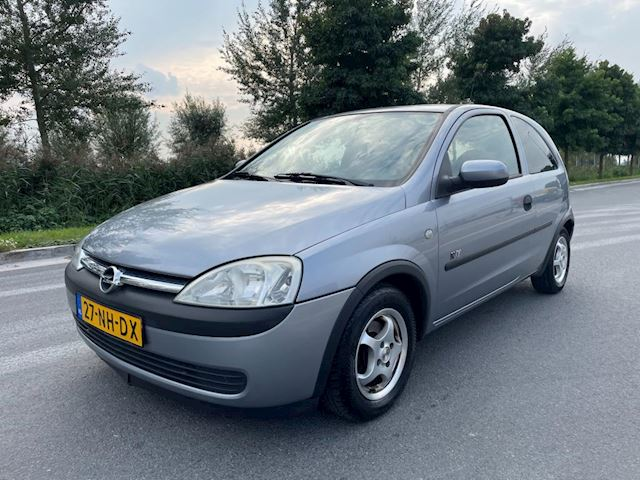 Opel Corsa 1.2-16V Njoy APK NAP ELEKTR PAKKET NETTE AUTO