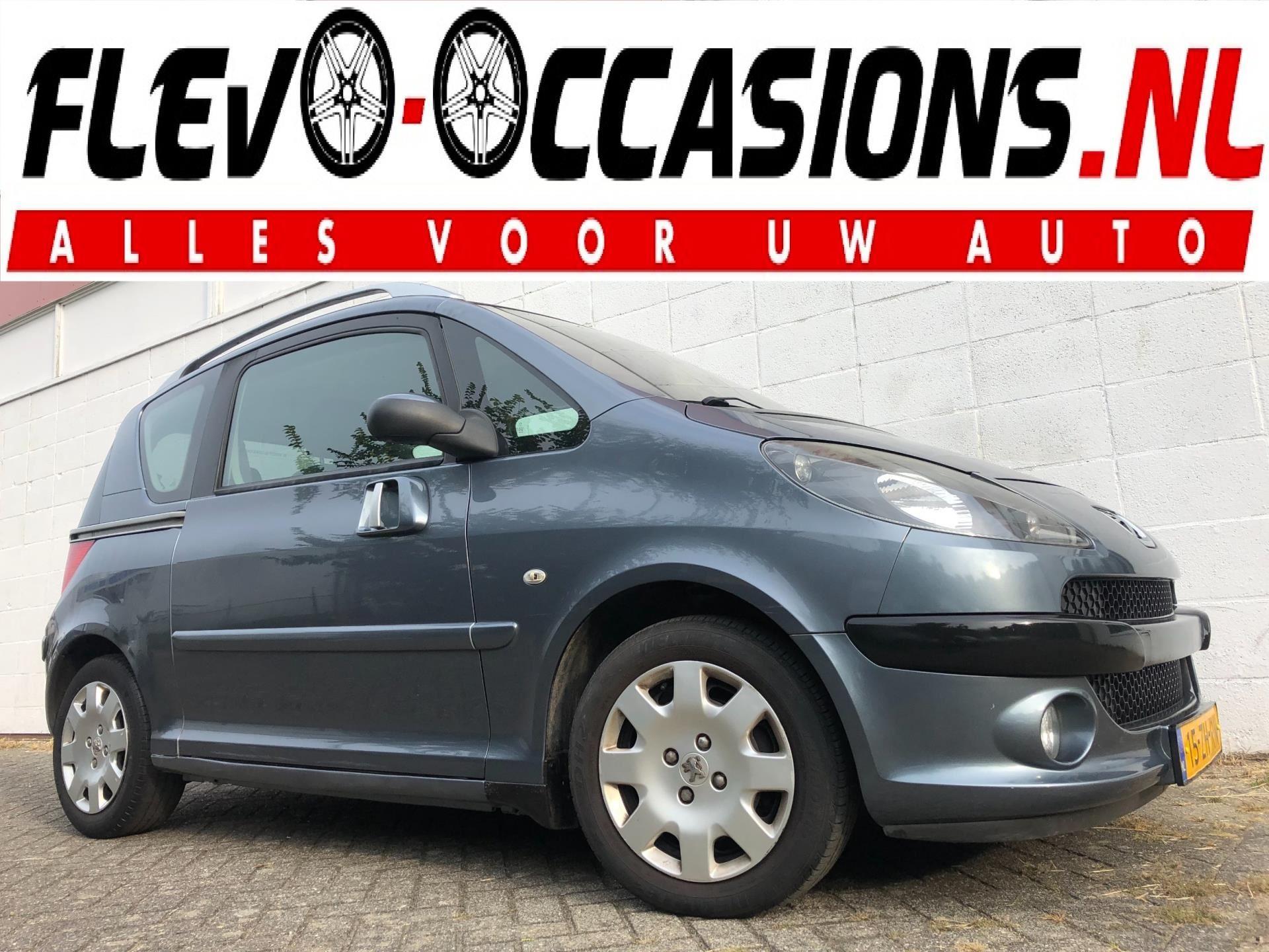Peugeot 1007 occasion - Flevo Occasions